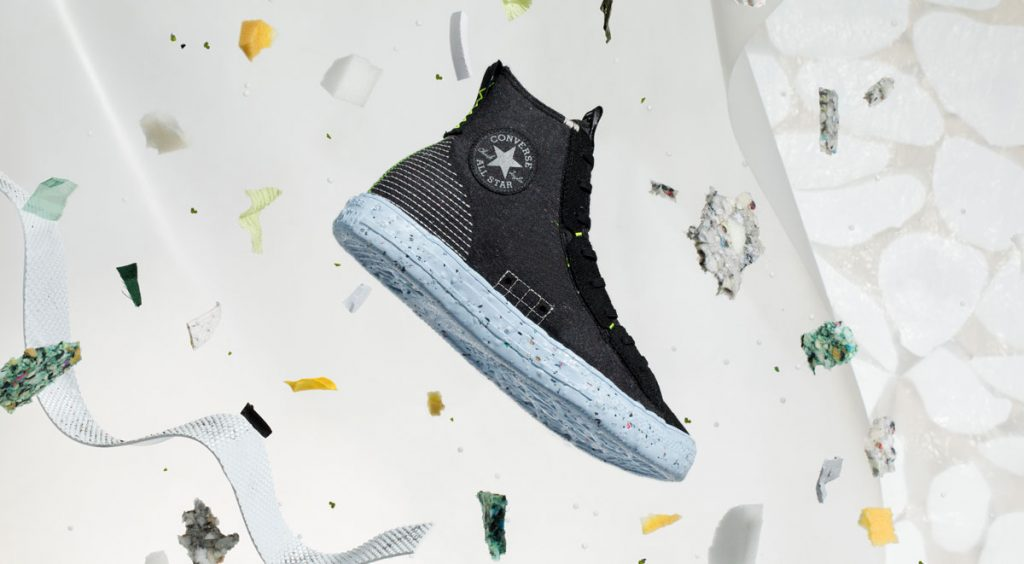 Chuck Taylor All Star Crater black colorway