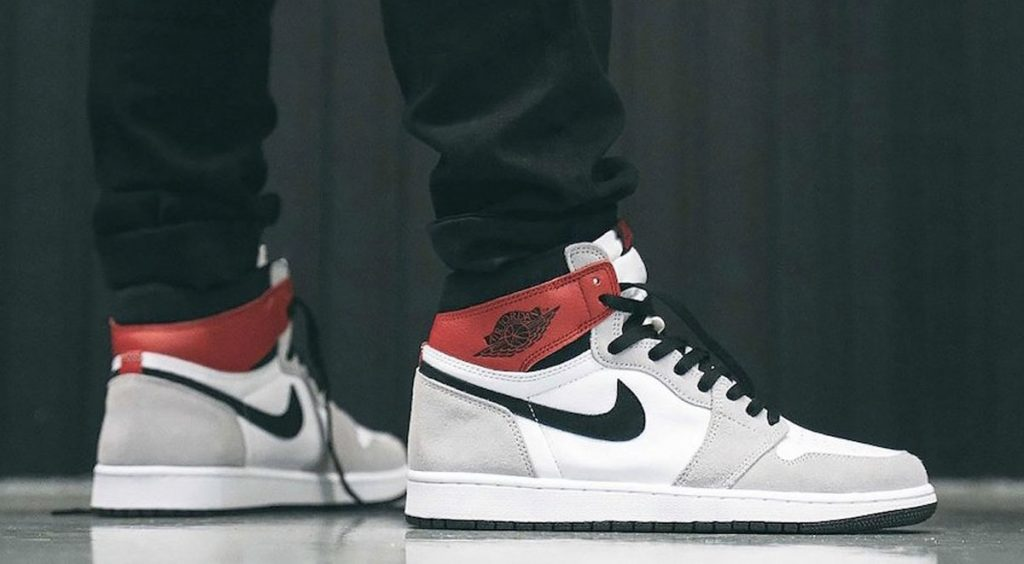 "Footwear drops- Parley x Adidas Ultraboost DNA Air Jordan 1 High OG ""Light Smoke Grey"" kickwhoshow"
