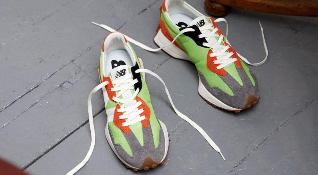Footwear drops- Parley x Adidas Ultraboost DNA New Balance 327