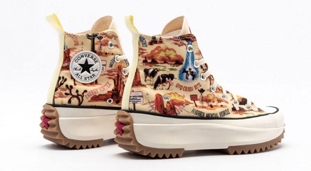 Footwear drops- Parley x Adidas Ultraboost DNA Twisted Resort x Converse Runstar Hike