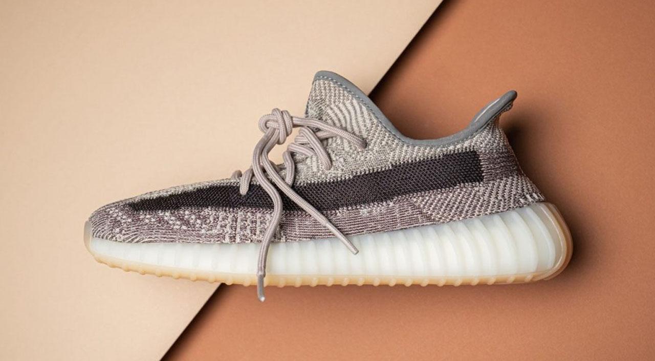"""Footwear drops Yeezy Boost 350 V2 """"Zyon"""" feature 2"""
