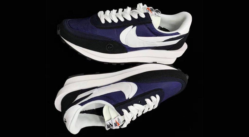 Fragment x Air Jordan 3 fragment x sacai x Nike LDwaffle header