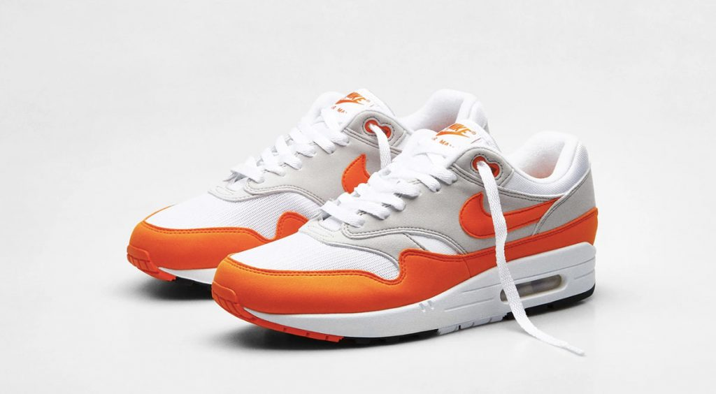 "Nike Air Max 1 ""Magma Orange"""