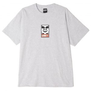Obey Singapore Webstore Icon Face Grey