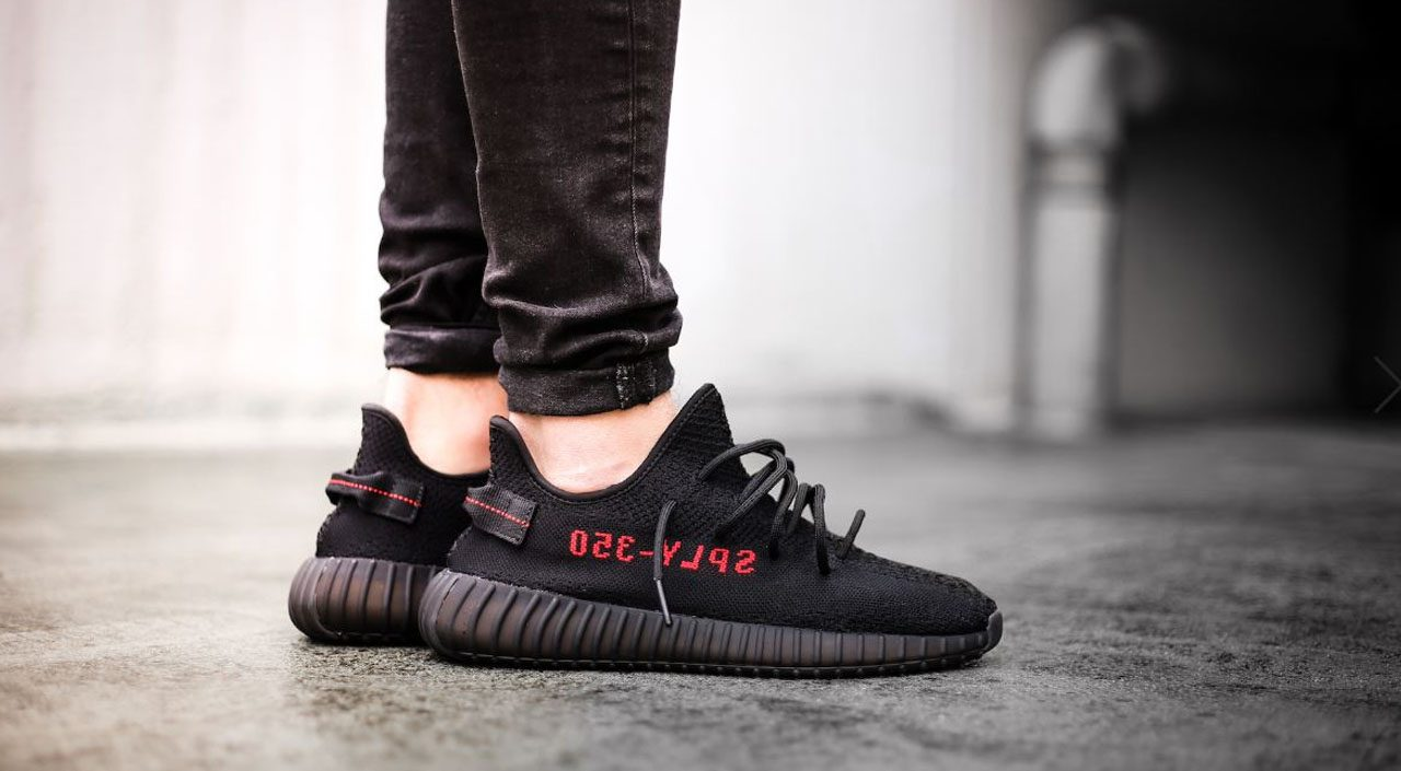"Yeezy Boost 350 V2 ""Bred"" restock feature the sole supplier"