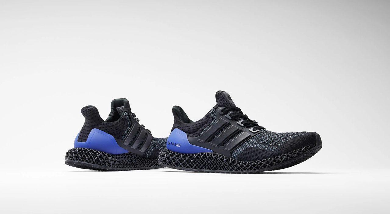 Adidas Ultra4D feature