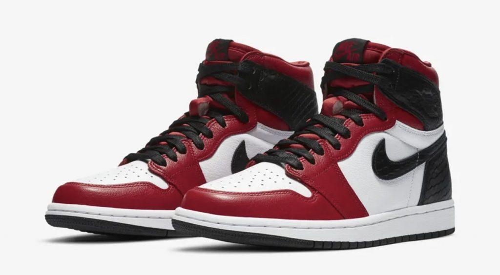 """Air Jordan 1 High OG """"Satin Red"""" Nike"""