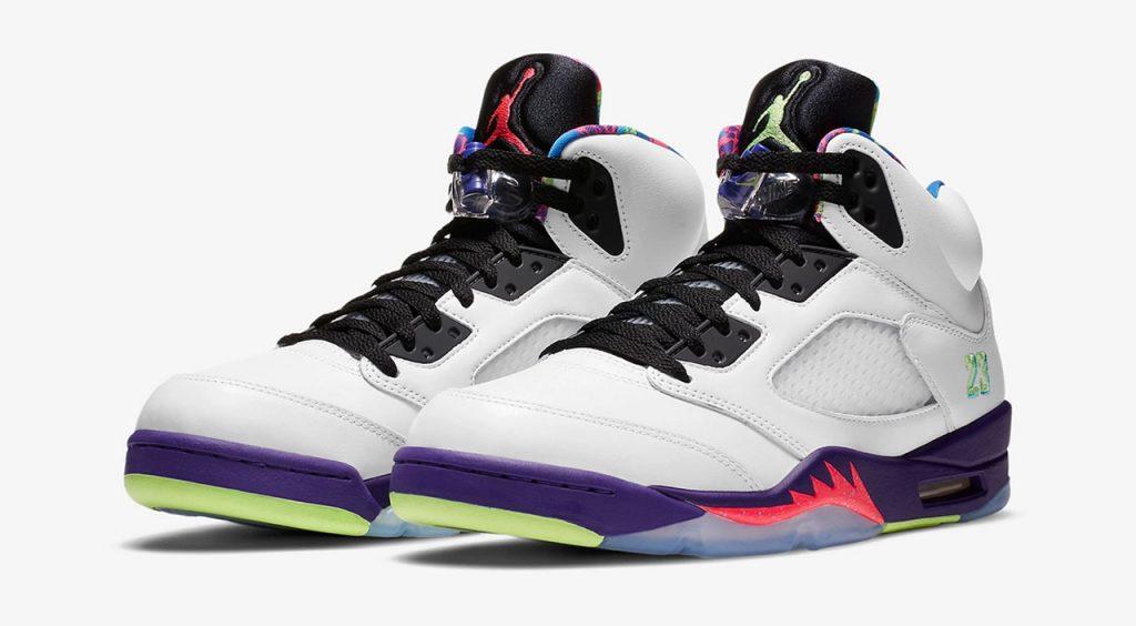"""Air Jordan 5 """"Bel-Air"""" feature"""