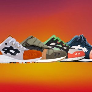 Asics Gel Lyte III collaborations feature image