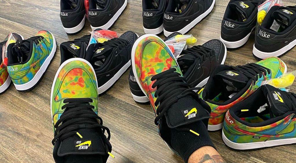 Civilist x Nike SB Dunk Low Pro feature
