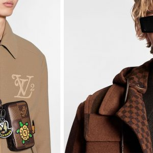 The Nigo x Louis Vuitton Squared Wave 2 Drops, August 28