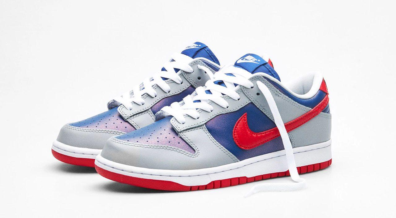 Nike Dunk Low Samba Drops August 21