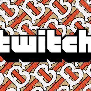 Burberry Twitch live stream