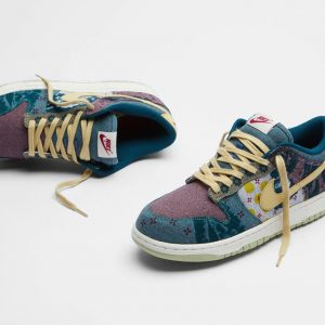 "Nike Dunk Low ""Community Garden"" drops on September 10"