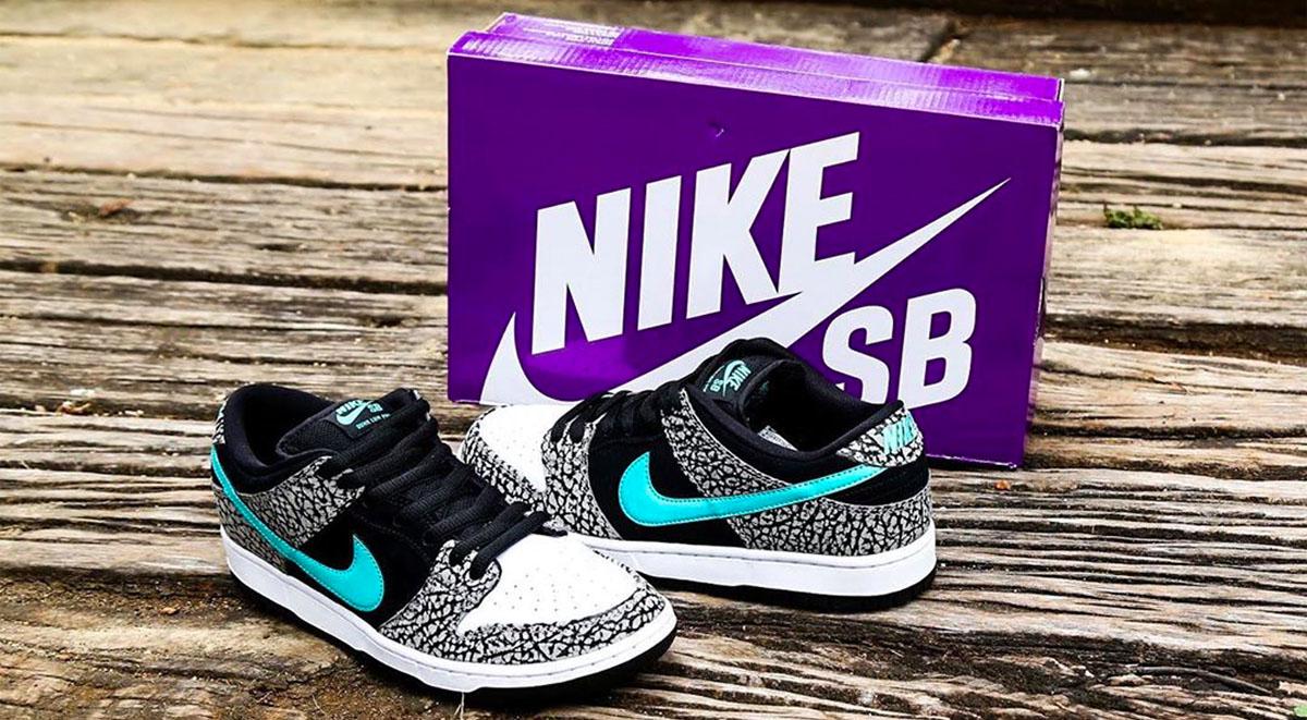 Nike SB Dunk Low Pro Clear Jade Arrives On November 11