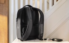 Samsonite smart backpack: Konnect-i fitted with Google Jacquard technology
