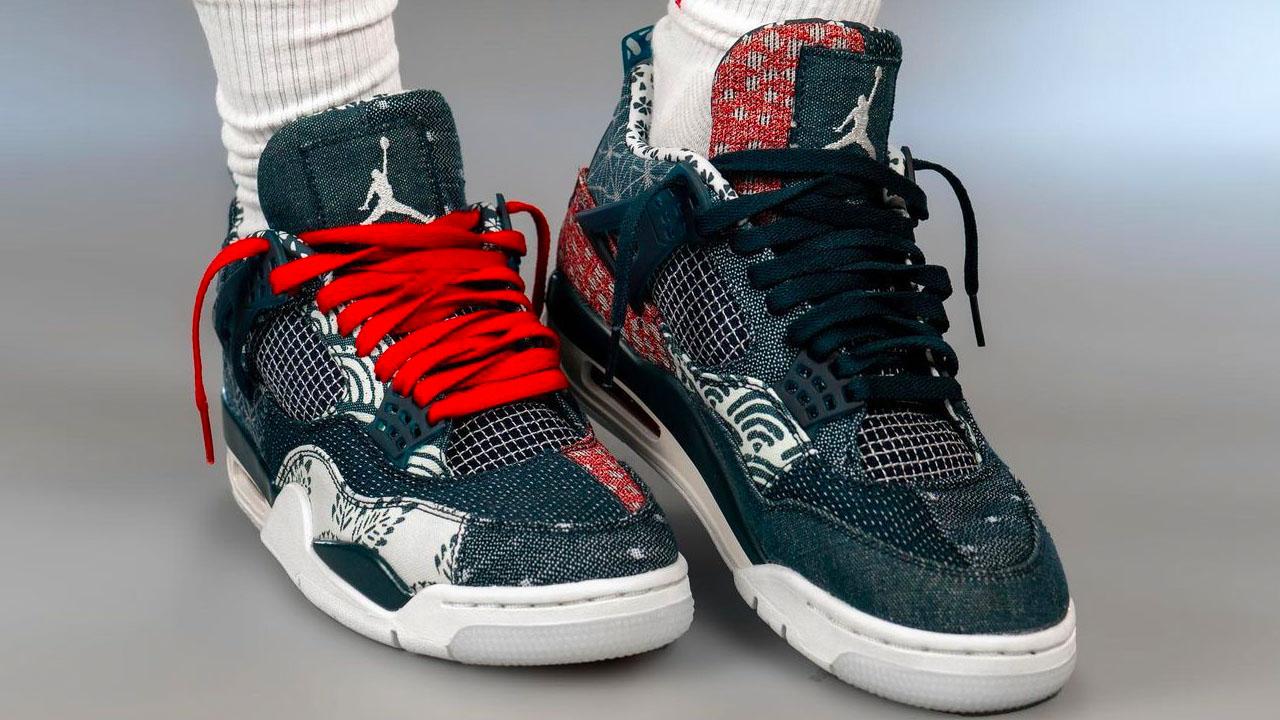 The Air Jordan 4 Sashiko Releases On December 5