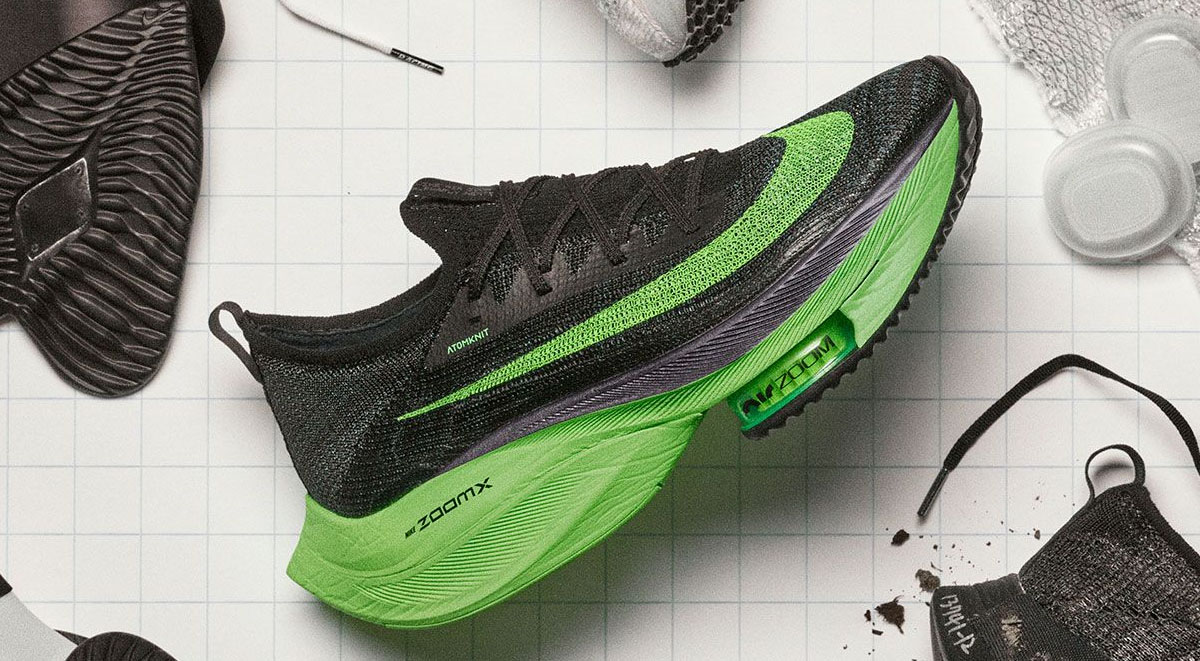 Top sneakers of 2020 Nike Air Zoom Alphafly Next% Nike