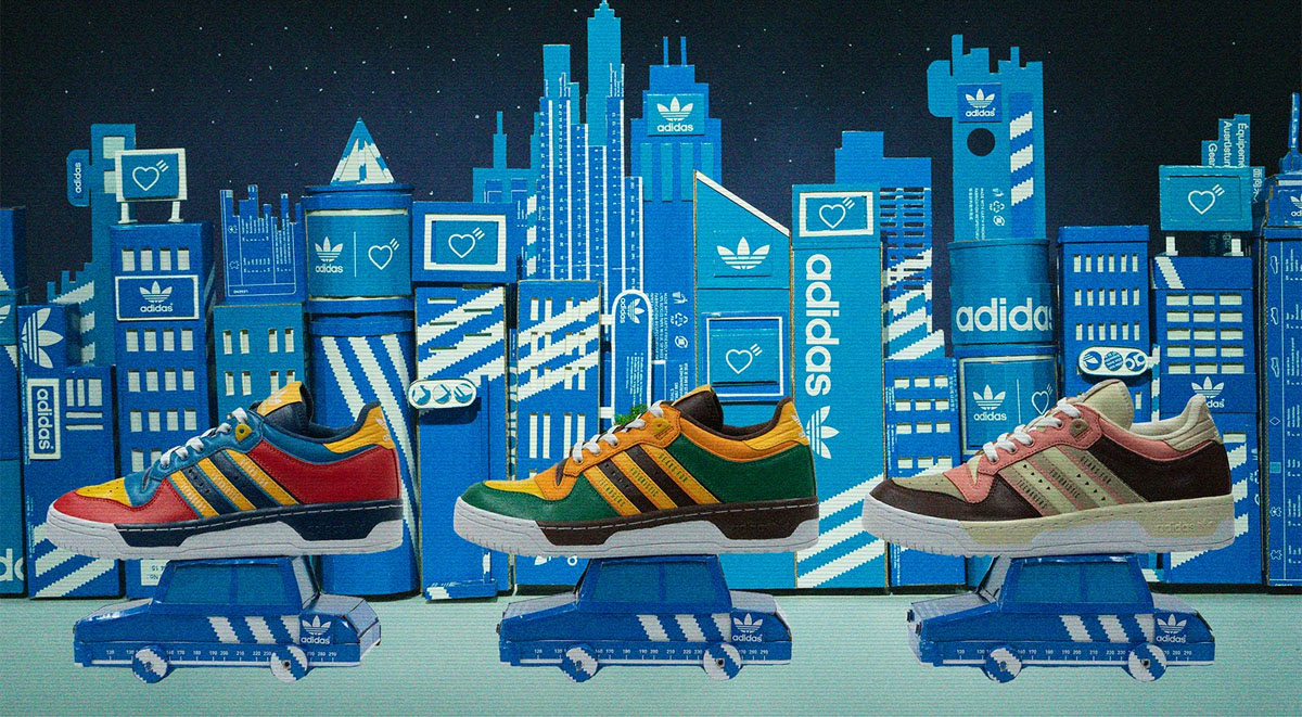 Underrated Sneakers 2020 Human Made adidas Rivalry low