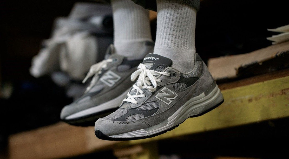 Underrated Sneakers 2020 New Balance 992 nss magazine