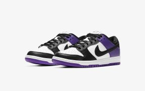Nike SB Dunk Low Purple Drops In Singapore On January 23