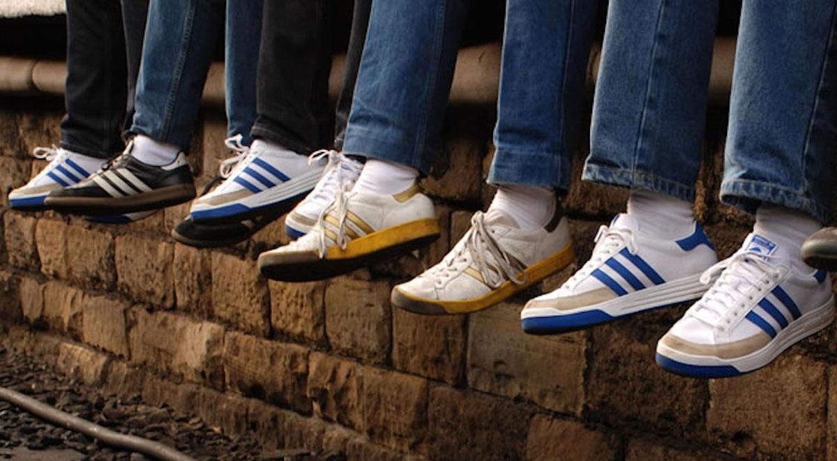 Sizing Guide Adidas Samba causals