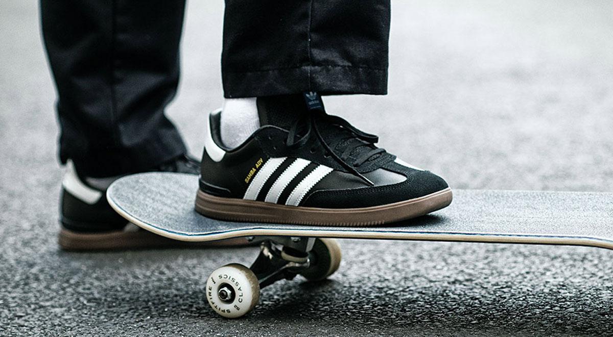 Sizing Guide Adidas Samba skating