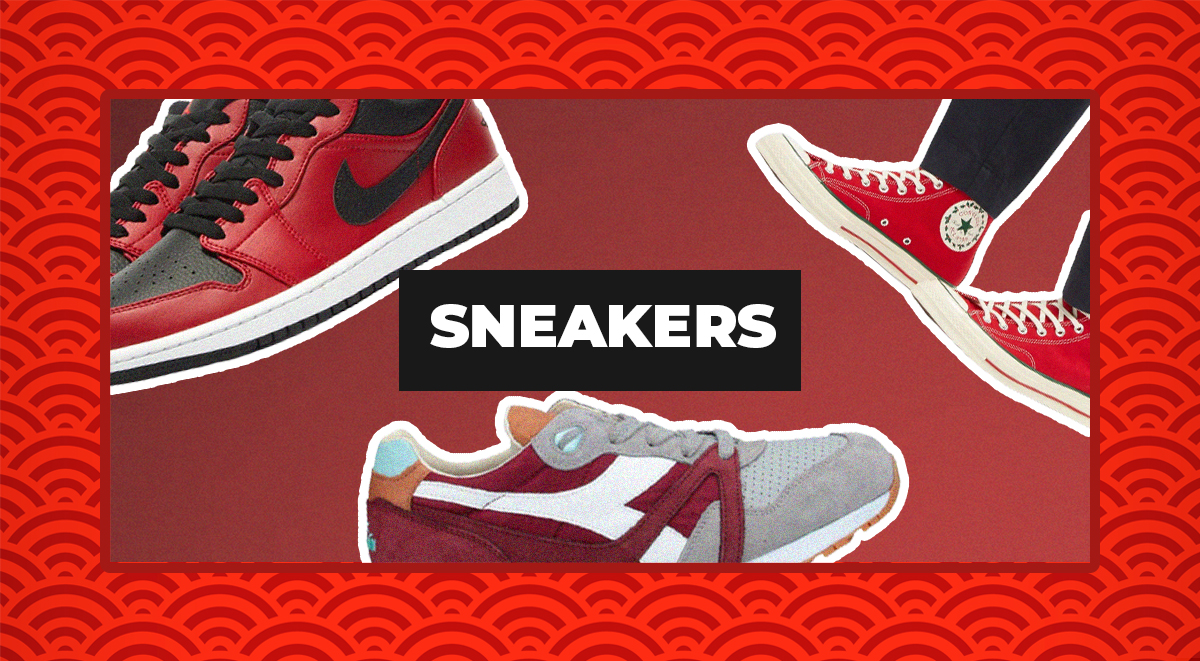 Sneakers Chinese New Year Streetwear Shopping Guide 2021