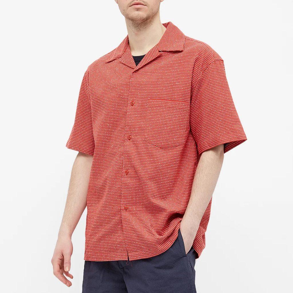 YMC Mitchum Vacation Shirt