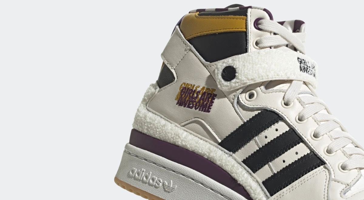 """Adidas Releases Three Version Of The """"Girls Are Awesome"""" Forum"""