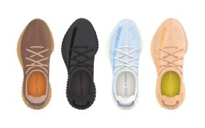 Yeezy 350 V2 Mono Pack Leaks: Closer Look At All Four Colorways
