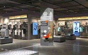 Adidas Vivocity Singapore Art Installations: Repping +65 Through Art