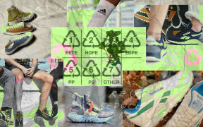 Sustainable sneaker technologies header