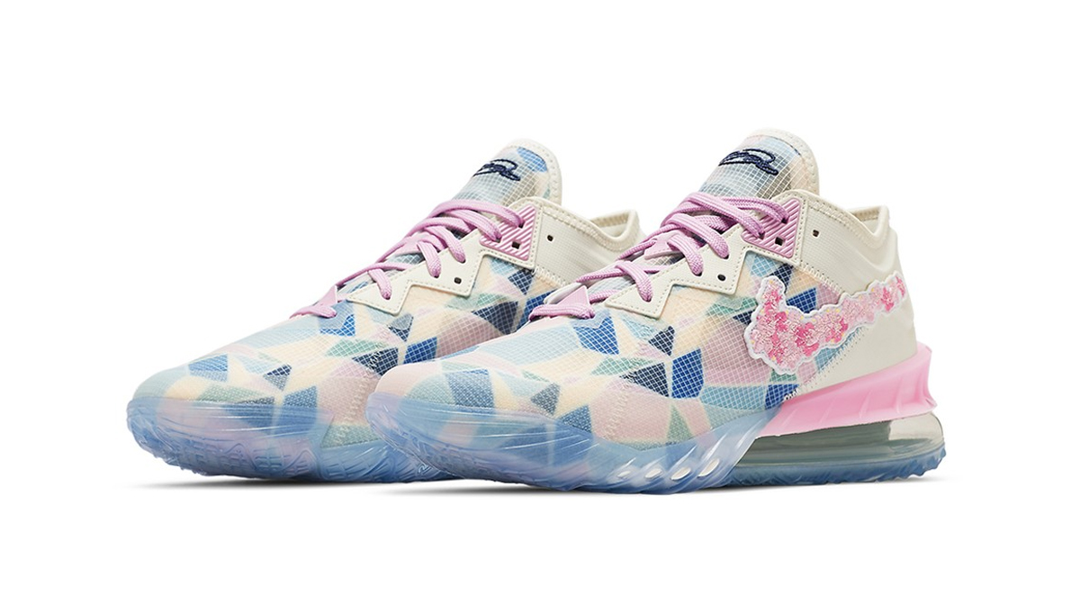 Footwear Drop: Lebron 18 Low Atmos Singapore Drop Set For April 27