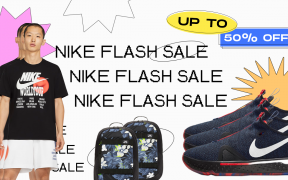 Nike Flash Sale 2021: Sneakers and Fresh New Fits at Up to 50% Off