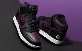 This Week's Drop: Fragment Nike Dunk Beijing Singapore Drop, Jun 5