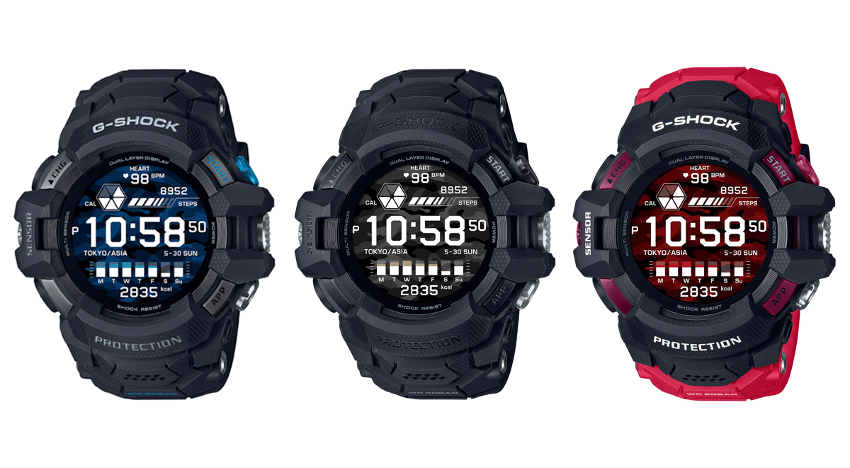 G-Squad Pro Drops In Singapore: A Rugged Google Wear OS Experience