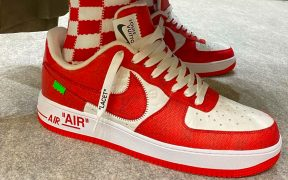 Louis Vuitton x Offwhite x Nike Air Force 1: A Brief Look At The Colorways