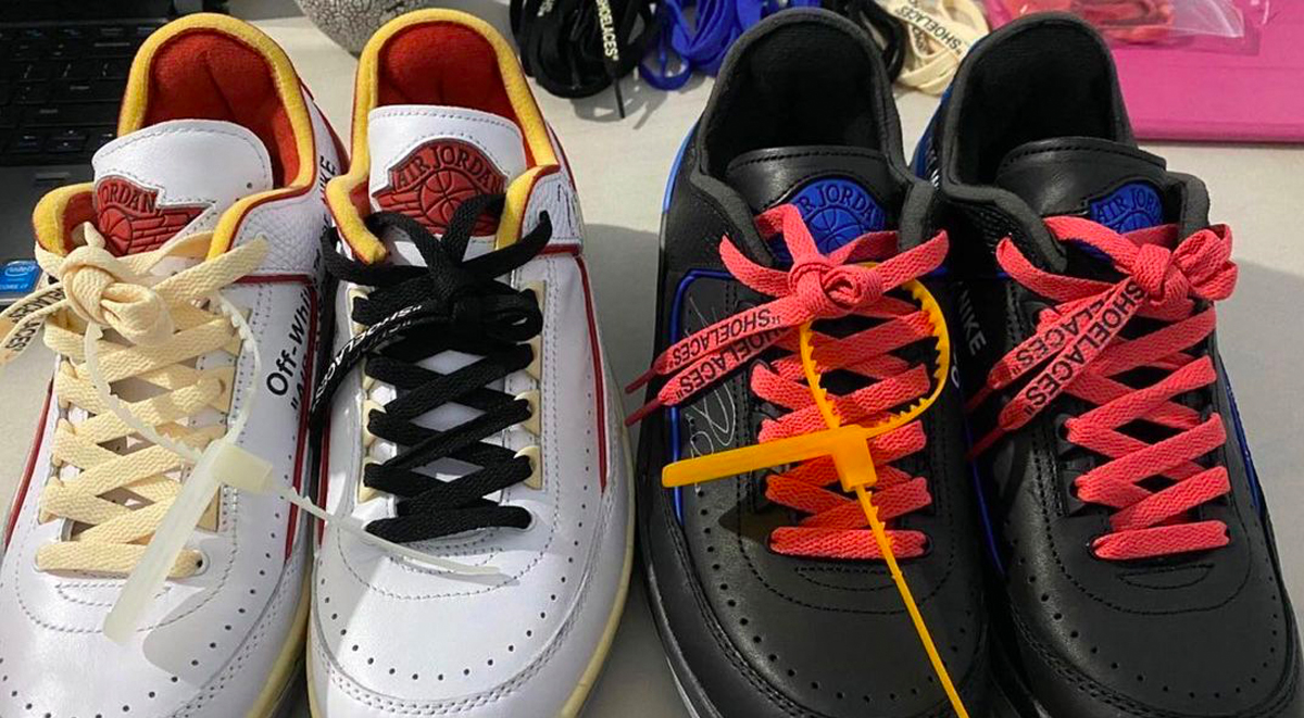 The Off-White Air Jordan 2 Singapore Release Rumored For Fall 2021