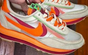 Sacai x Nike LDWaffle Pack Leaks: Fragment, Undercover, Clot Collab