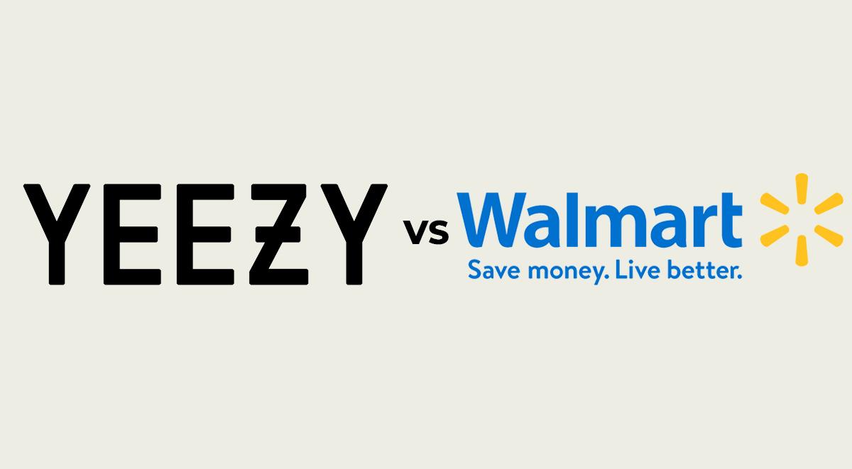 Kanye West suing Walmart Over Fake Yeezy Foam Runners