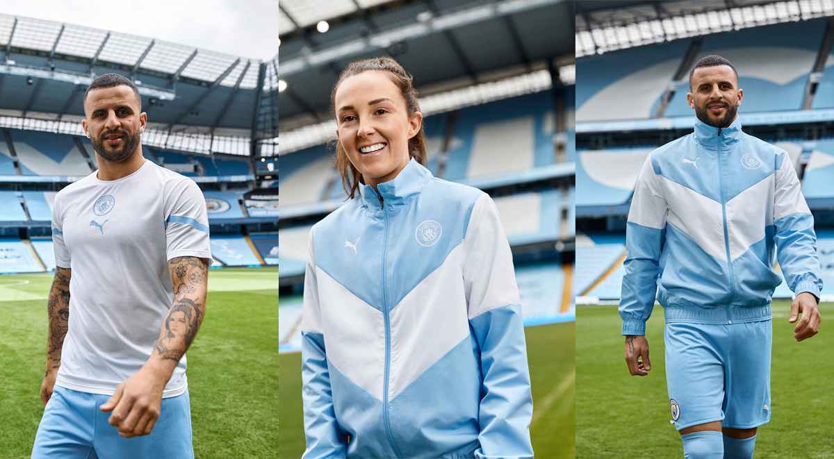 Puma Manchester City Home Is Now Available In Singapore