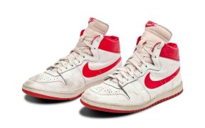 Michael Jordan Air Ship Auction Closes With Sale Of $1.5 million