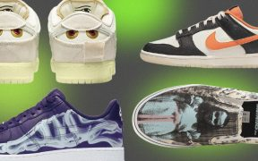 2021 Halloween Sneakers: Spooky Drops That Are Worth The Pick Up